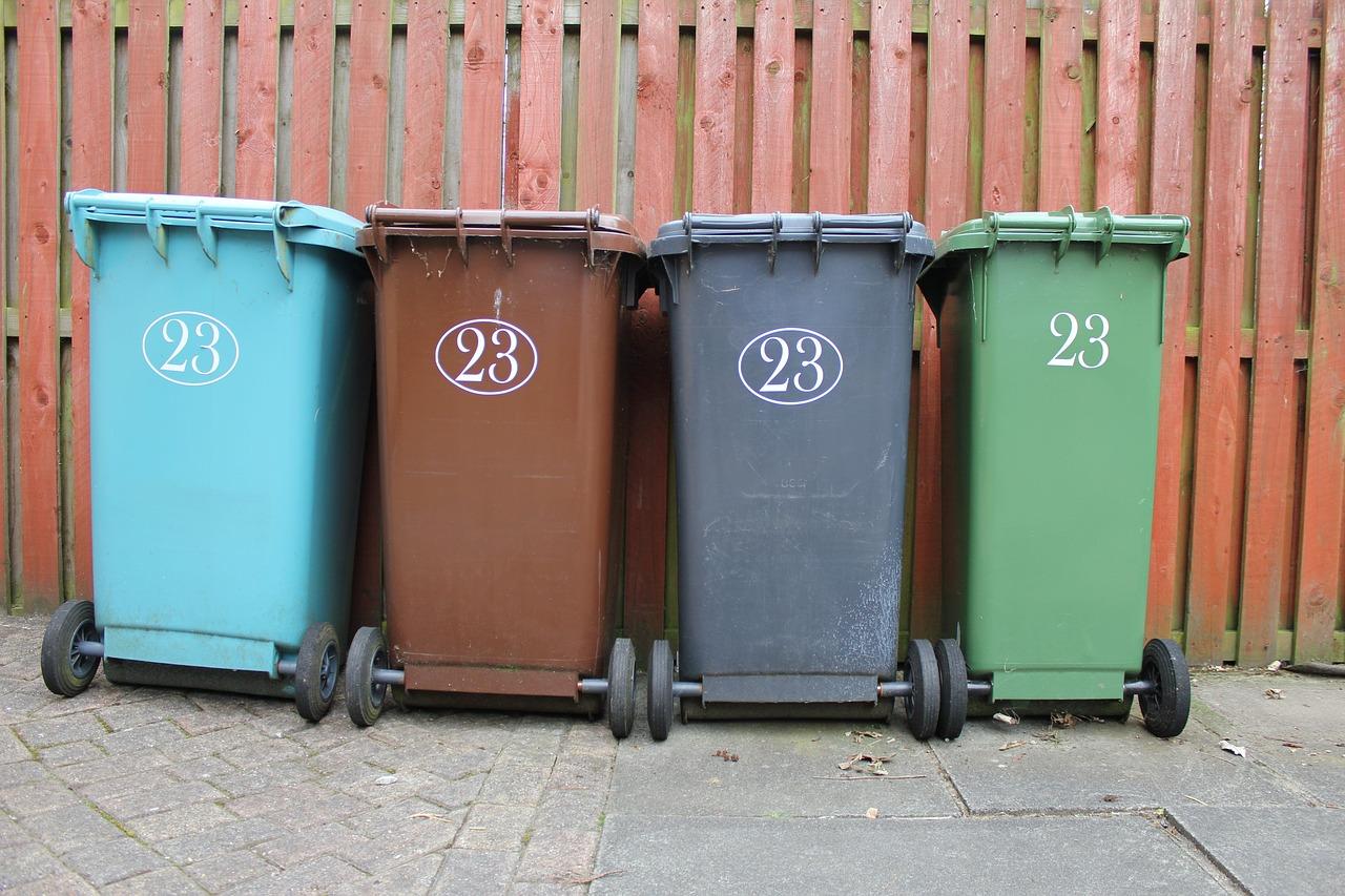 Afvalbakken voor jouw bedrijfsafval